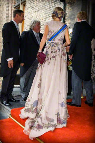 Queen Máxima, September 15, 2015 in Jan Taminiau | Royal Hats