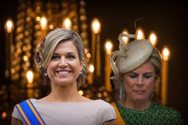 Queen Máxima and Princess Laurentien, September 15, 2015 | Royal Hats