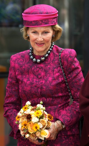Queen Sonja, September 23, 2015 | Royal Hats