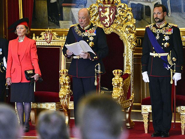 Queen Sonja, October 2, 2015 | Royal Hats