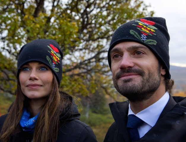 Prince Carl Philip and Princess Sofia, October 6, 2015 | Royal Hats