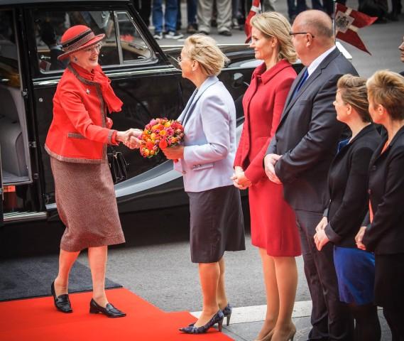 Queen Margrethe, October 6, 2015 | Royal Hats
