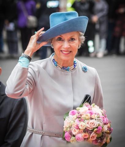 Princess Benedikte, October 6, 2015 | Royal Hats