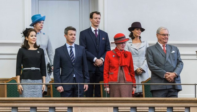 Opening of the Danish parliament, October 6, 2015 | Royal Hats