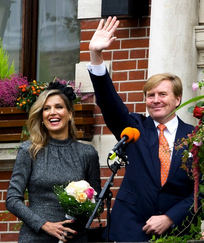 Queen Máxima, October 8, 2015 | Royal Hats