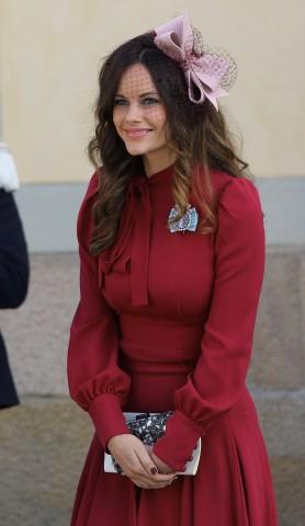 Princess Sofia, October 11, 2015 in Malinda Damgaard | Royal Hats