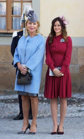 Eva O'Neill, October 11, 2015 | Royal Hats