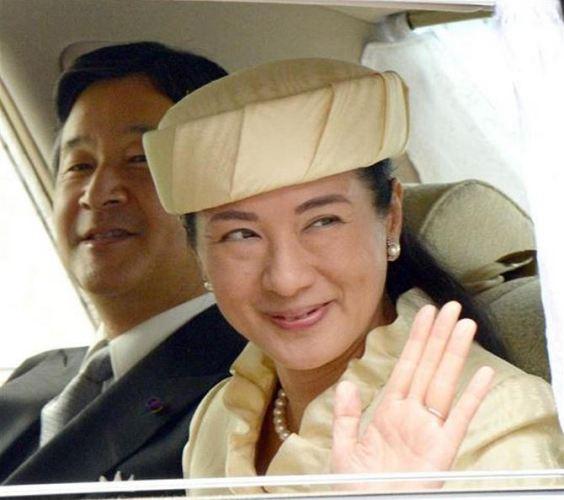 Crown Princess Masako, October 20, 2015 | Royal Hats