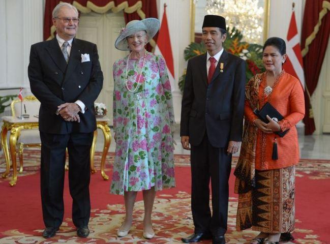Queen Margrethe, October 22, 2015 | Royal Hats