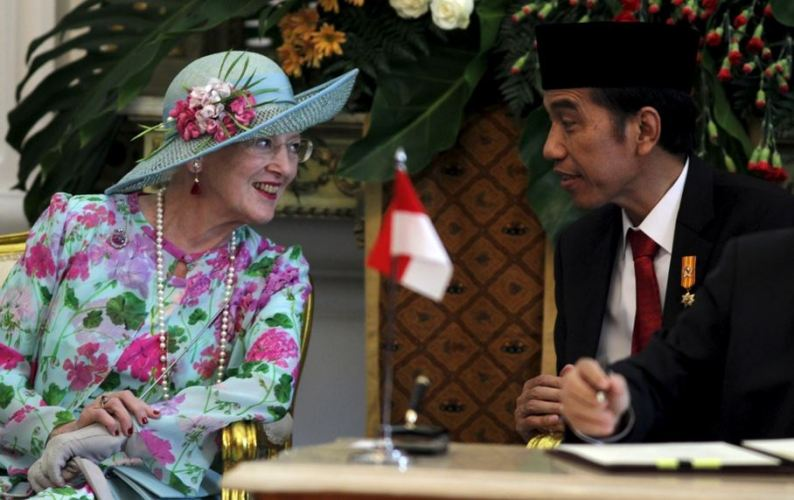Queen Margrethe, October 22, 2015 | Royal Hats