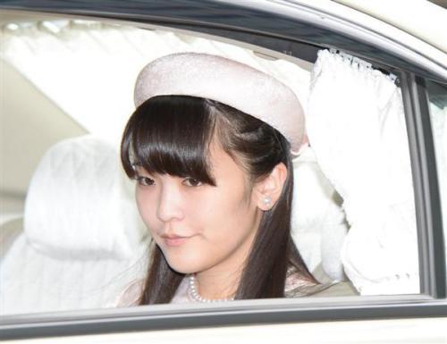 Princess Mako, October 23, 2015 | Royal Hats