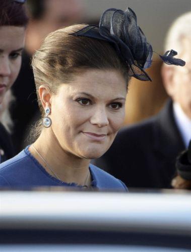 Crown Princess Victoria, November 4, 2014 | Royal Hats