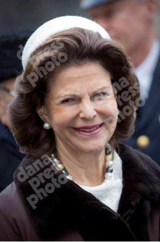 Queen Silvia, November 4, 2015 | Royal Hats
