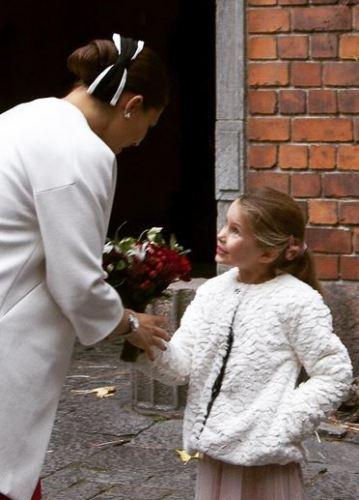 Princess Victoria, November 5, 2015 in Evelina Persson | Royal Hats