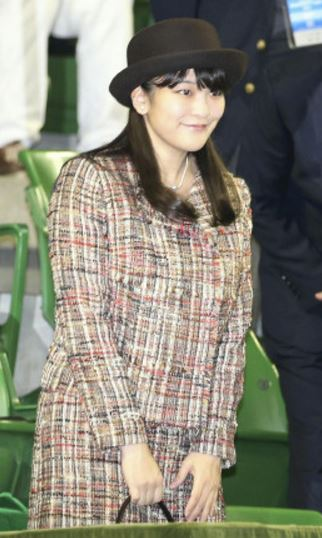 Princess Mako, November 8, 2015 | Royal Hats