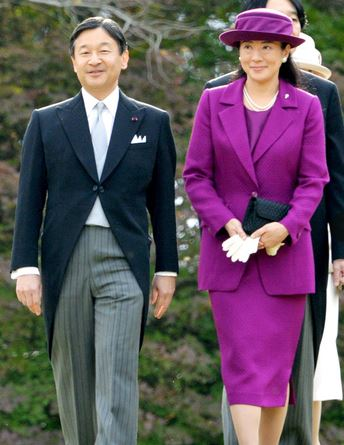 Crown Princess Masako, November 12, 2015 | Royal Hats