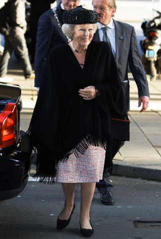 Princess Beatrix, November 18, 2015 | Royal Hats
