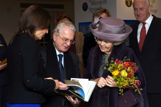 Princess Beatrix, November 27, 2015 | Royal Hats