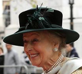 Princess Alexandra, April 19, 2015 | Royal Hats