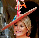 Queen Máxima, May 20, 2015 | Royal Hats