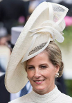 Countess of Wessex in Jane Taylor, June 16, 2015 | Royal Hats