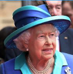 Queen Elizabeth, June 25, 2015 in Angela Kelly | Royal Hats