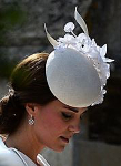 Duchess of Cambridge, July 5, 2015 in Jane Taylor | Royal Hats