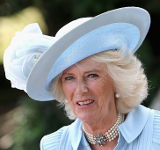 Duchess of Cornwall, July 5, 2015 in Philip Treacy | Royal Hats