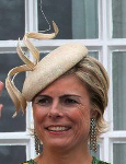 Princess Laurentien, September 15, 2015 in Eudia | Royal Hats