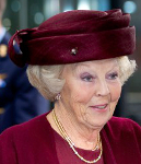 Princess Beatrix, September 23, 2015 in Suzanne Moulijn | Royal Hats
