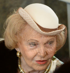Countess Marianne Bernadotte, October 11, 2015 | Royal Hats