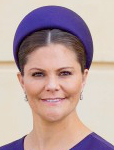 Crown Princess Victoria, October 11, 2015 in Philip Treacy | Royal Hats