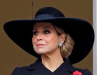 Queen Máxima, November 8, 2015 in Fabienne Delvigne | Royal Hats