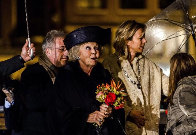 Princess Beatrix, November 28, 2015   Royal Hats