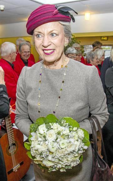 Princess Benedikte, December 5, 2015 | Royal Hats