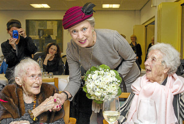 Princess Benedikte, December 5, 2015 | Royal Hats