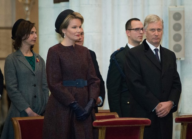 Queen Mathilde, December 12, 2015 | Royal Hats