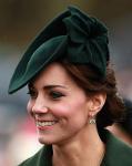 Duchess of Cambridge, December 25, 2015 in Lock & Co. | Royal Hats