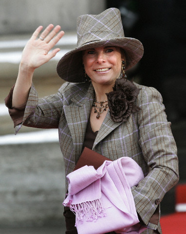Princess Laurentien, January 21, 2006 | Royal Hats