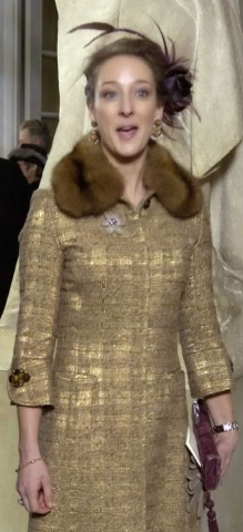 Princess Alexandra of Sayn-Wittgenstein-Berleburg, January 21, 2006 | Royal Hats
