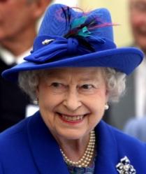 Queen Elizabeth, May 3, 2011
