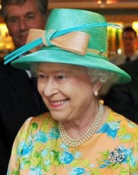 Queen Elizabeth, June 3, 2011 | Royal Hats