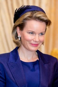Queen Mathilde, Dec. 2, 2013 Elvis Pompilio | Royal Hats