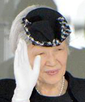 Empress Michiko, March 13, 2015 | Royal Hats