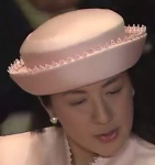 Crown Princess Masako, March 18, 2015 | Royal Hats