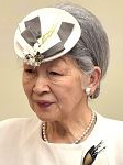 Empress Michiko, April 8, 2015 | Royal Hats