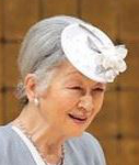 Empress Michiko, May 13, 2015 | Royal Hats