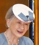 Empress Michiko, August 5, 2015 | Royal Hats