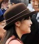 Princess Mako, November 12, 2015 | Royal Hats