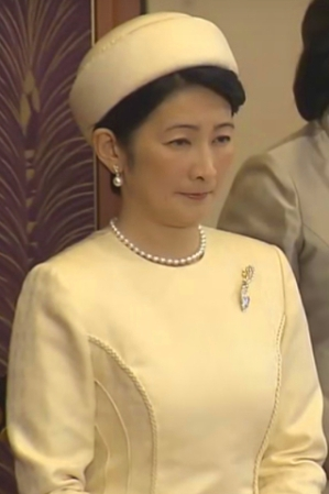 Princess Kiko, January 15, 2016 | Royal Hats